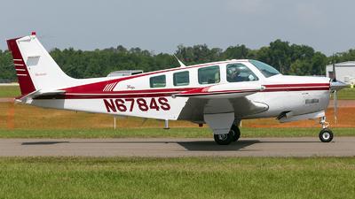 A picture of N6784S - Beech A36 Bonanza - [E3089] - © Matheus Lima