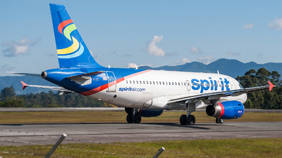 N533NK - Airbus A319-132 - Spirit Airlines