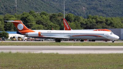 A picture of URCOB - McDonnell Douglas MD83 - Bravo Airways - © Willy Dahmen