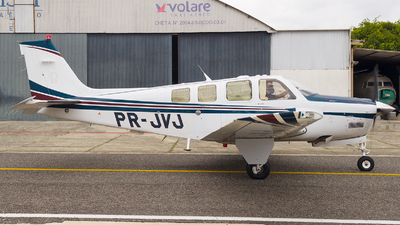 PR-JVJ - Beechcraft G36 Bonanza - Private
