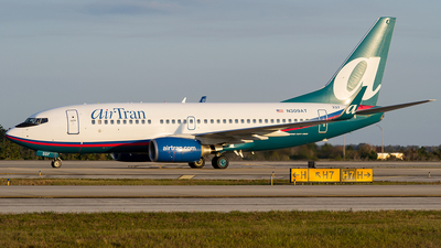 N309AT - Boeing 737-7BD - airTran Airways