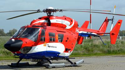 D-HAOE - MBB BK117C-1 - Heli Service