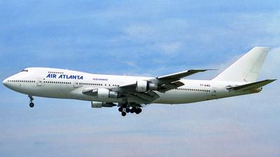 TF-ABG - Boeing 747-128 - Air Atlanta Icelandic