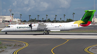 OE-LGL - Bombardier Dash 8-Q402 - Camair Co