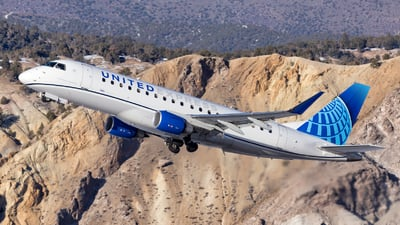 A picture of N621UX - Embraer E175LL - United Airlines - © HA-KLS