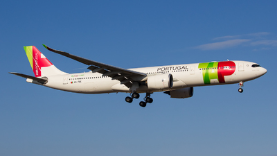 A picture of CSTUE - Airbus A330941 - TAP Air Portugal - © António Jorge Oliveira