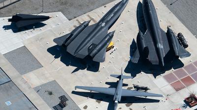 56-6721 - Lockheed U-2D - United States - US Air Force (USAF)
