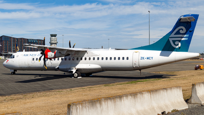 A picture of ZKMCY - ATR 72500 - [0703] - © Dominic Oakes