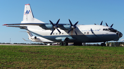A picture of URCBF - Antonov An12A - Aerovis Airlines - © Buzu
