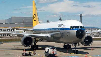 A picture of DABUM - Boeing 76731B(ER) - Condor - © Marius Hoepner
