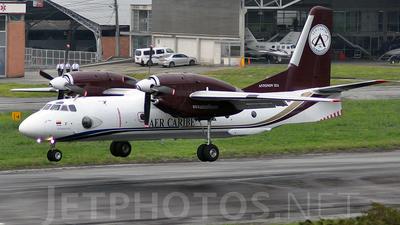 HK-4052 - Antonov An-32 - Aer Caribe
