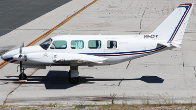 A picture of VHCYY - Piper PA31 - [317401241] - © HillsJayden