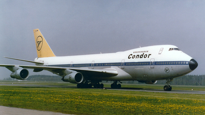 D-ABYH - Boeing 747-230B - Condor