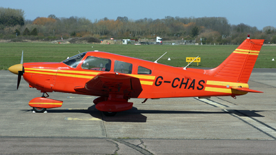 G-CHAS - Piper PA-28-181 Archer II - Private