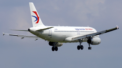B-6715 - Airbus A320-232 - China Eastern Airlines