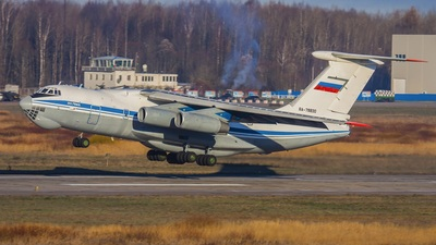 RA-78830 - Ilyushin IL-76MD - Russia - Air Force