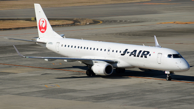 JA253J - Embraer 190-100STD - J-Air
