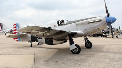 NL98CF - North American P-51K Mustang - Private