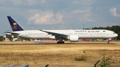 HZ-AK19 - Boeing 777-368ER - Saudi Arabian Airlines