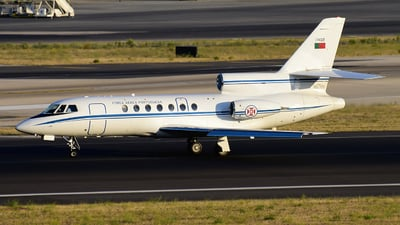 17402 - Dassault Falcon 50 - Portugal - Air Force