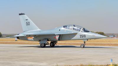 2510 - Hongdu JL-10 - China - Air Force