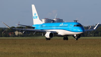 PH-EXI - Embraer 170-200STD - KLM Cityhopper