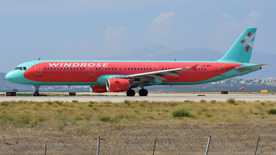 UR-WRO - Airbus A321-211 - Wind Rose Aviation