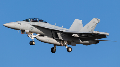 169140 - Boeing EA-18G Growler  - United States - US Navy (USN)