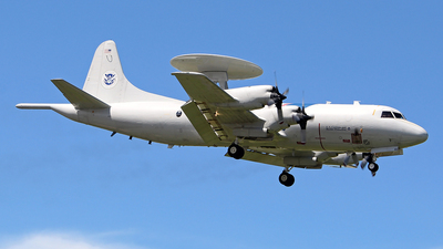 N148CS - Lockheed P-3B Orion AEW - United States - US Customs Service
