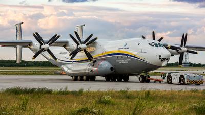 UR-09307 - Antonov An-22A - Antonov Airlines
