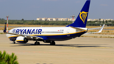 SP-RSB - Boeing 737-8AS - Ryanair Sun
