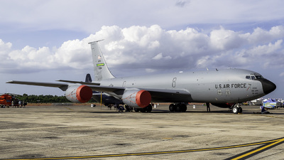 57-2599 - Boeing KC-135R Stratotanker - United States - US Air Force (USAF)