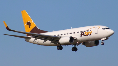 ET-AVP - Boeing 737-752 - ASky Airlines