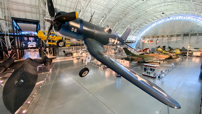 50375 - Chance Vought F4U-1 Corsair - United States - US Marine Corps (USMC)