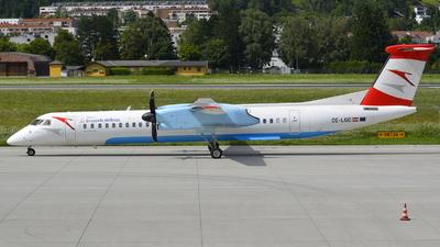 OE-LGC - Bombardier Dash 8-Q402 - Brussels Airlines (Tyrolean Airways)