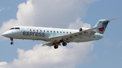 C-GOJA - Bombardier CRJ-200LR - Air Canada Express (Air Georgian)