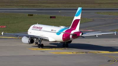 A picture of DAGWZ - Airbus A319132 - Eurowings - © Thomas Rosskopf