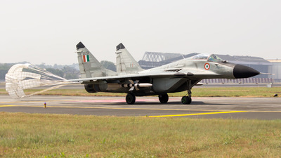 KB731 - Mikoyan-Gurevich MiG-29B Fulcrum - India - Air Force