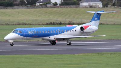G-RJXE - Embraer ERJ-145EP - bmi Regional