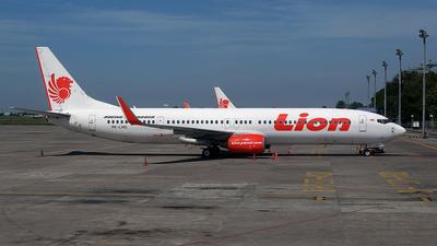 PK-LHQ - Boeing 737-9GPER - Lion Air