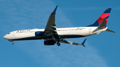 A picture of N926DZ - Boeing 737932(ER) - Delta Air Lines - © Yan777