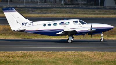 N317MZ - Cessna 414A Chancellor - Private
