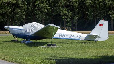 HB-2422 - Scheibe SF.25C Falke - Fliegerschule Birrfeld