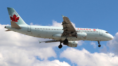 A picture of CFTJO - Airbus A320211 - Air Canada - © Guy Langlois