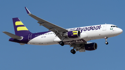 A picture of HZFAB - Airbus A320214 - Flyadeal - © AirlinerSpotter