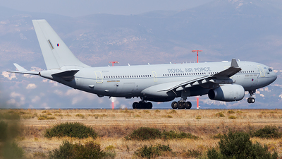 ZZ334 - Airbus A330-243 (MRTT) Voyager KC.3 - United Kingdom - Royal Air Force (RAF)