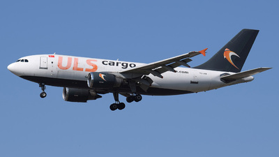 TC-LER - Airbus A310-308(F) - ULS Airlines Cargo