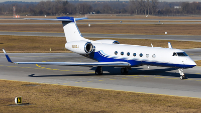 N500J - Gulfstream G550 - Private