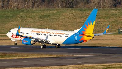 G-DRTD - Boeing 737-808 - Jet2.com