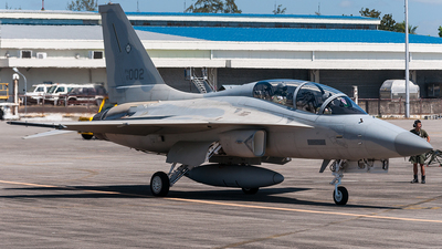 15-002 - Korean Aerospace Industries FA-50 - Philippines - Air Force